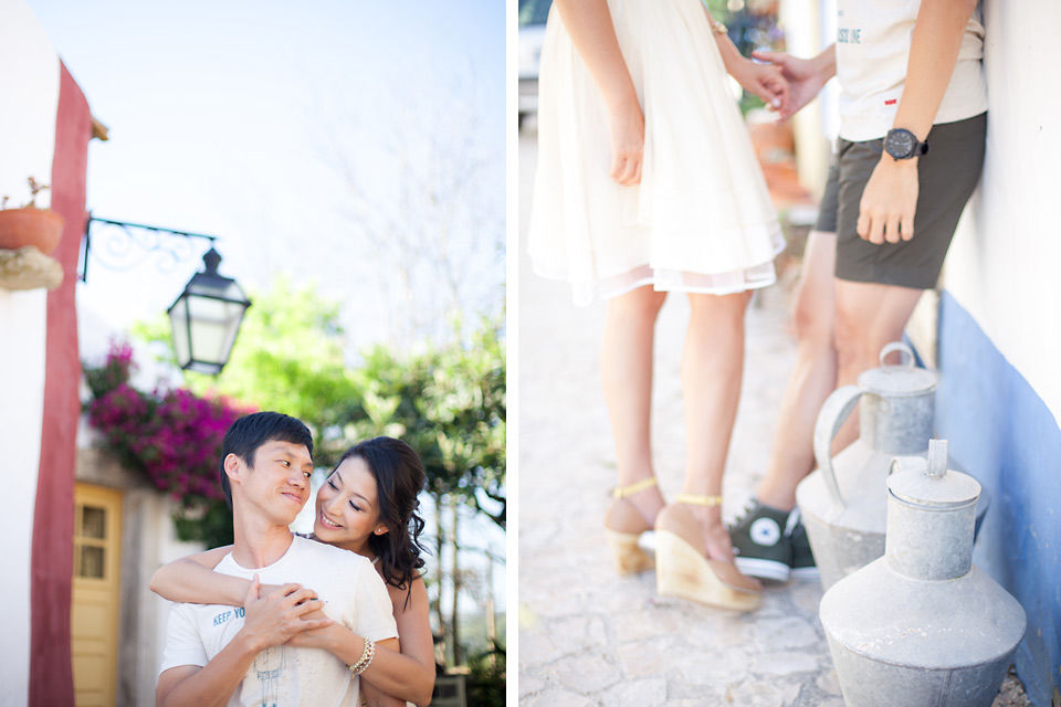 Beautiful Engagement session in Mafra