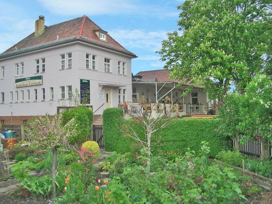 Beispiel: Außenansicht, Foto: Kulturhaus Eutritzsch.