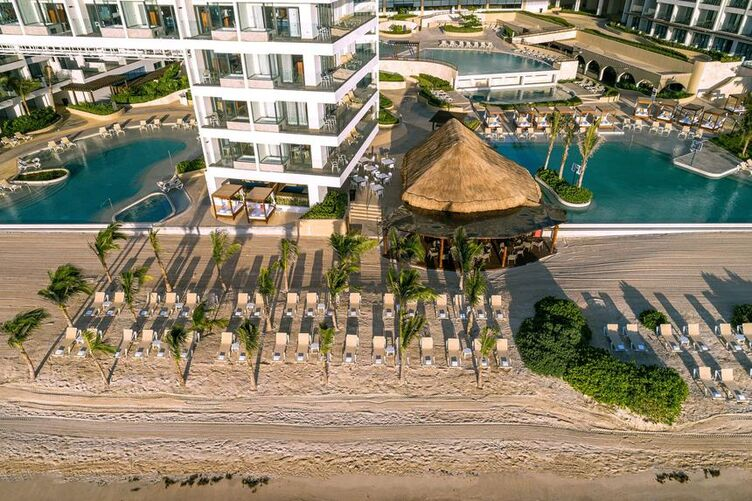Sensira Resorts and SPA Riviera Maya