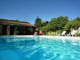 piscine du château