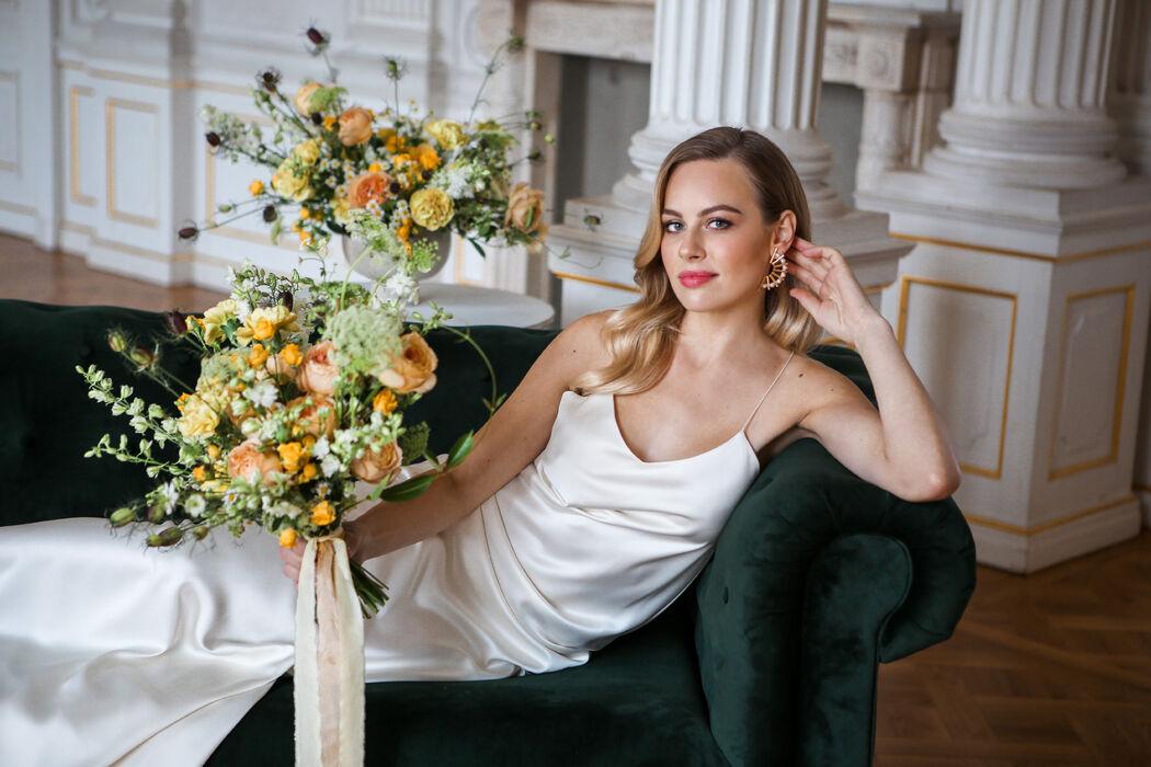 Gold Marry Hochzeitsplanung