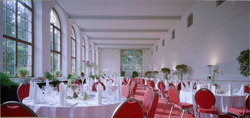 Beispiel: Orangerie - Innenansicht, Foto: Schlosshotel Pillnitz.