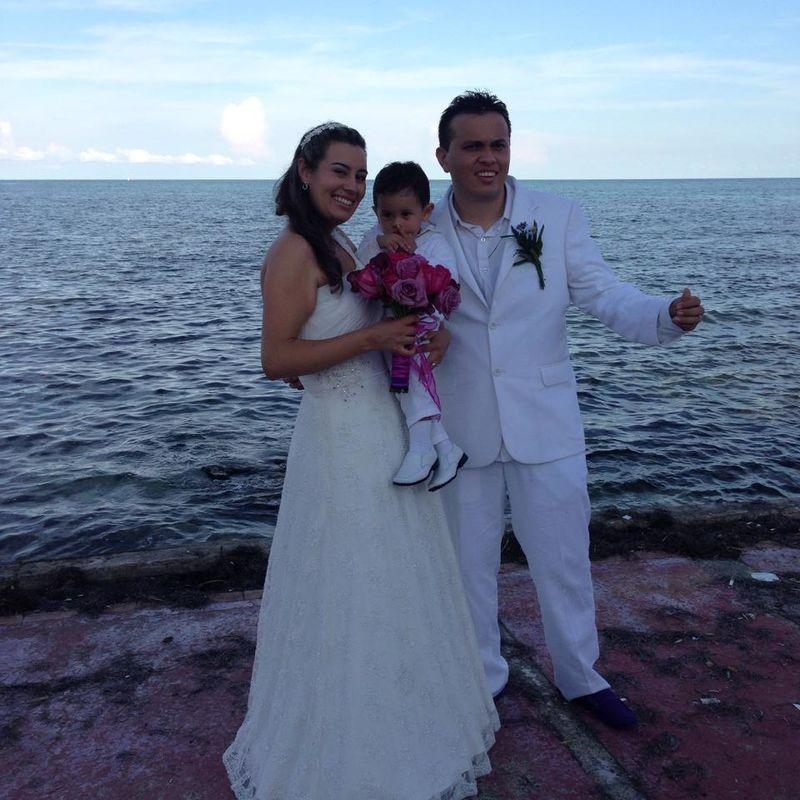 Claudia Gómez Matrimonios y Eventos  Hotel Cocoplum  San Andrés.