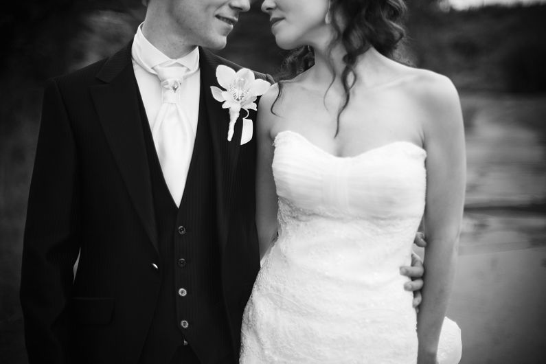 Beispiel: Kunstvolle Hochzeitsfotos, Foto: The Wedding Day Photography.
