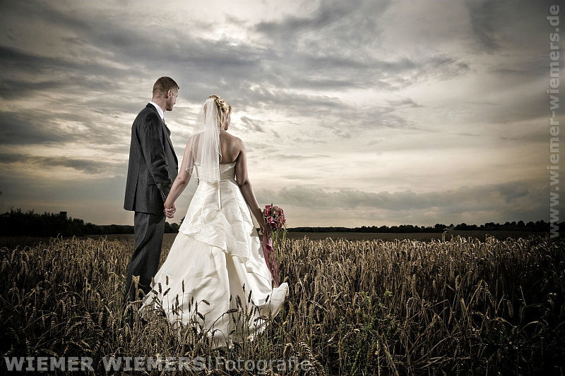 Moderne Hochzeitsfotos Brandenburg Foto: Hochzeitsfotograf Nils Wiemer Wiemers