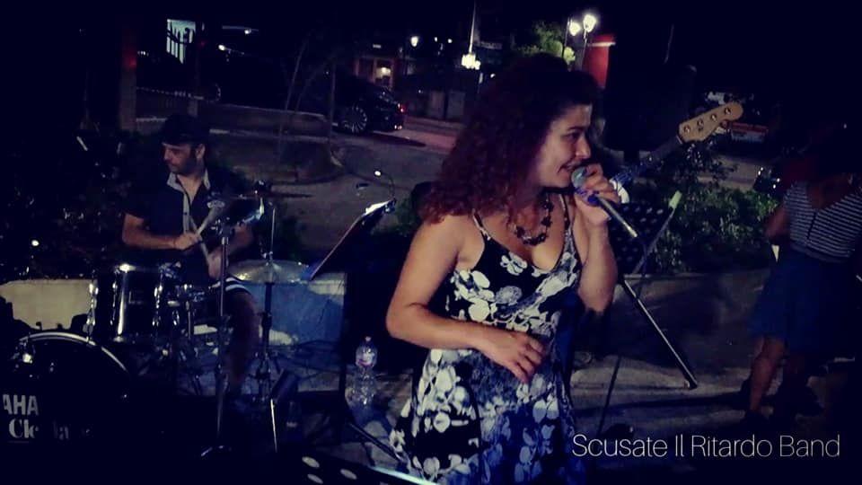 Scusate il ritardo - Live music band