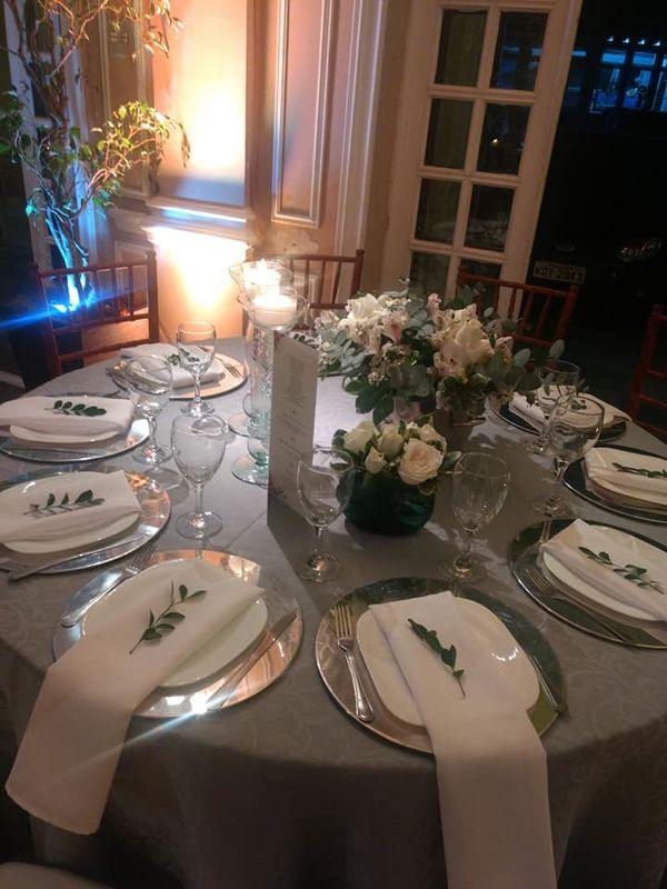 Rejiane's buffet
