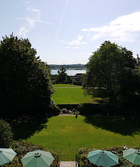 Beispiel: Parkanlage, Foto: Romantik Hotel Kieler Kaufmann.