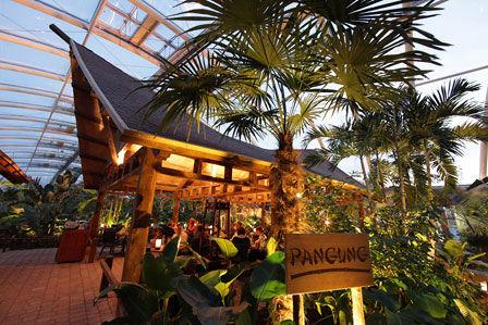 Beispiel: Pangung, Foto: Pangung Tropengarten und Ryokan Seeterrassen.