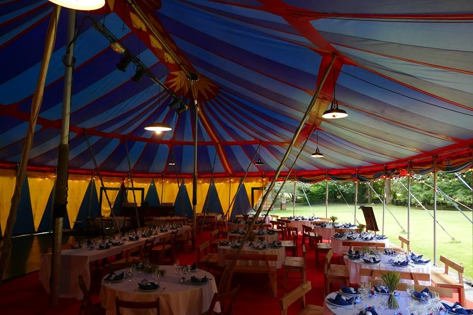 Le Cirque du Mariage en Bretagne