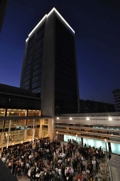 World Trade Center Zaragoza.