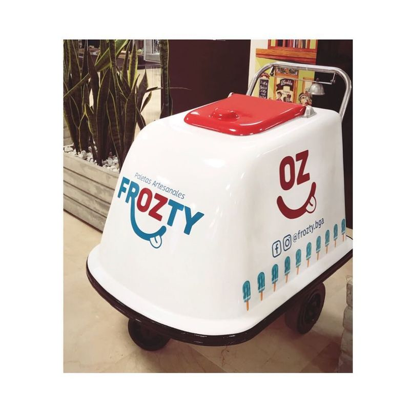 Frozty