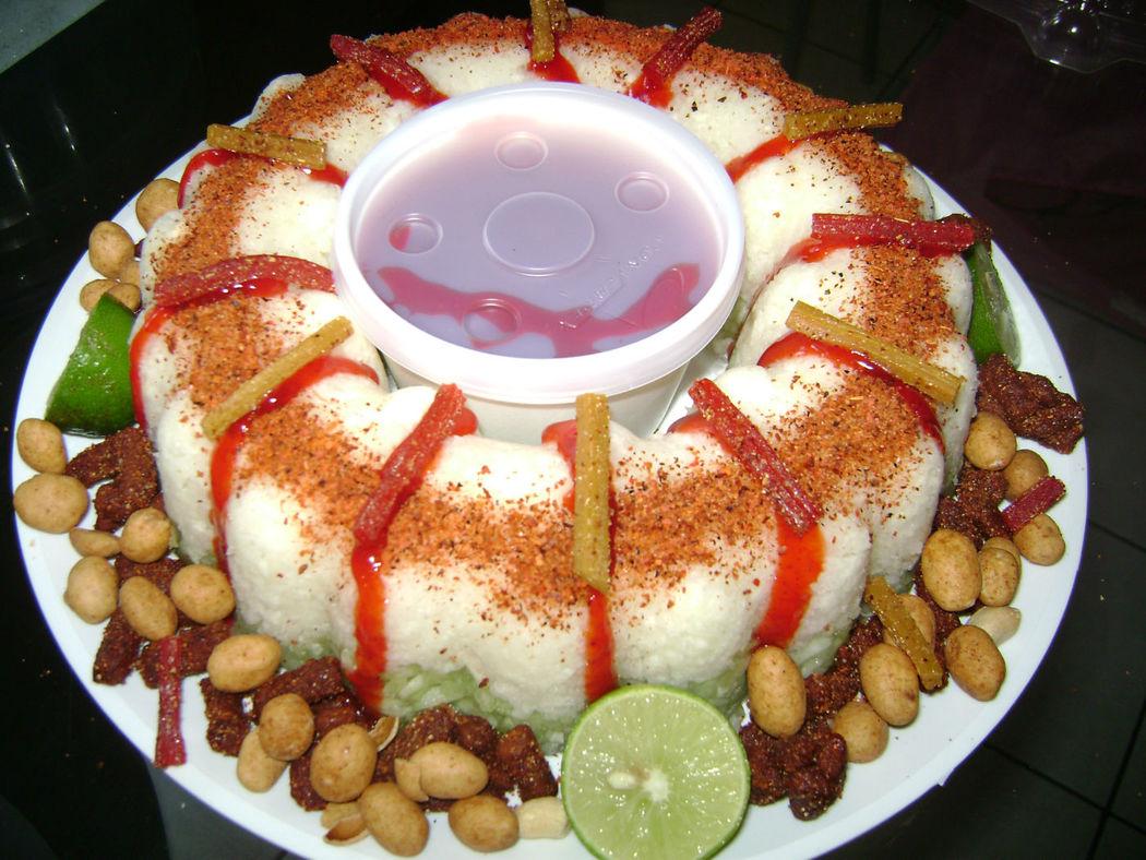 Rosca de Chamoy para tu evento