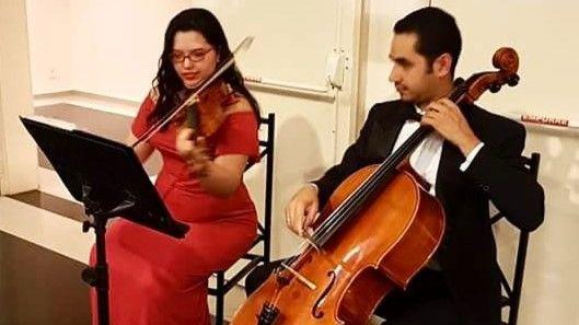 Duo Love Strings