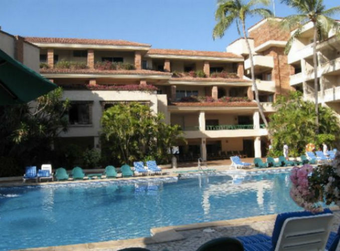 Playa Mazatlan Beach Hotel