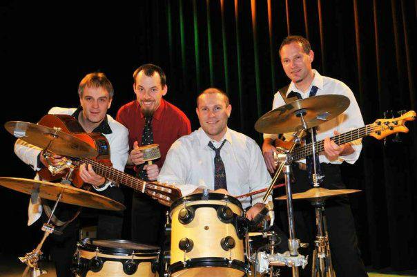 Beispiel: Hochzeitsband, Foto: Goodnews Musik.