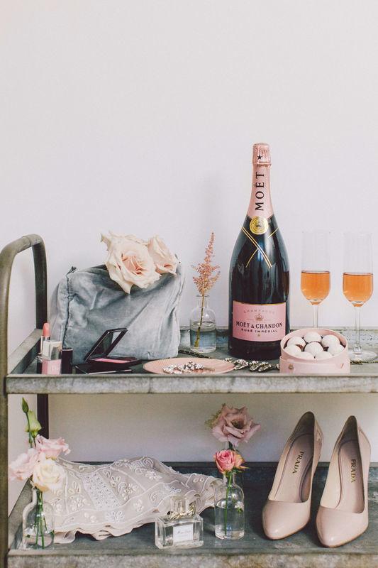 Champagne Moët & Chandon - Veuve Clicquot