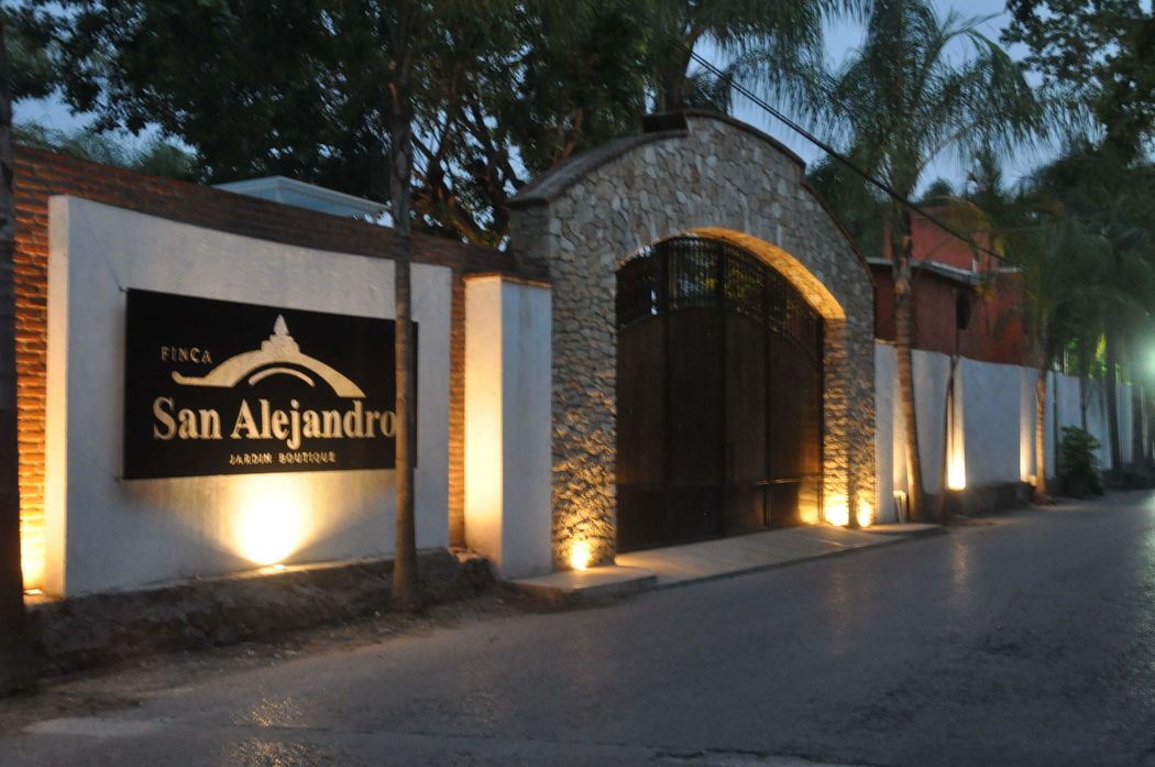 Jardin boutique San Alejandro