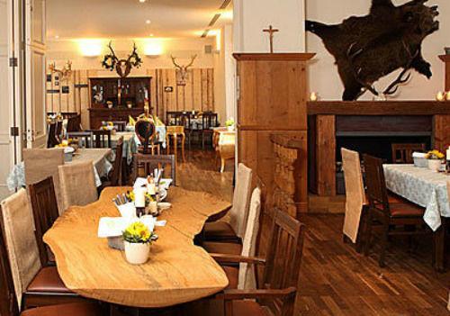 Beispiel: Restaurant, Prüfeninger Schlossgarten.