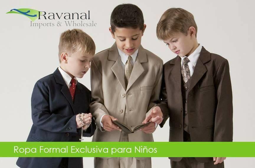 Trajes Ravanal