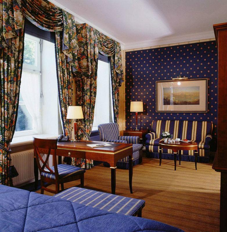 Beispiel: Villa - Landhausstil, Foto: Romantik Hotel Kieler Kaufmann.