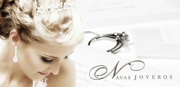 Joyas para boda de la mejor calidad, los más bellos diseños y al mejor precio del mercado.