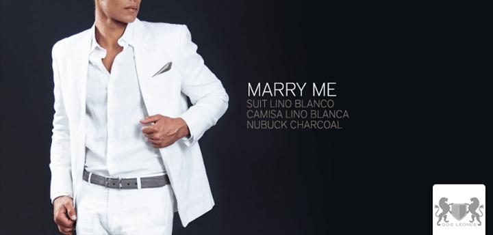 TRAJE DE LINO BLANCO/CAMISA DE LINO BLANCA