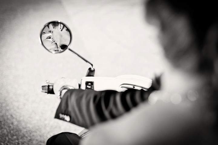 Beispiel: Originelle Ideen für Ihre Fotos, Foto: Sergej Falk.