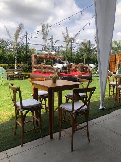Salón Jardín Condesa Metepec