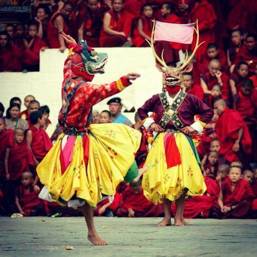 Beispiel: Fremde Kulturen, Foto: Shanti Travel.