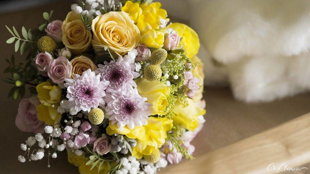 Cris Chamorro. Vídeos de boda bonitos