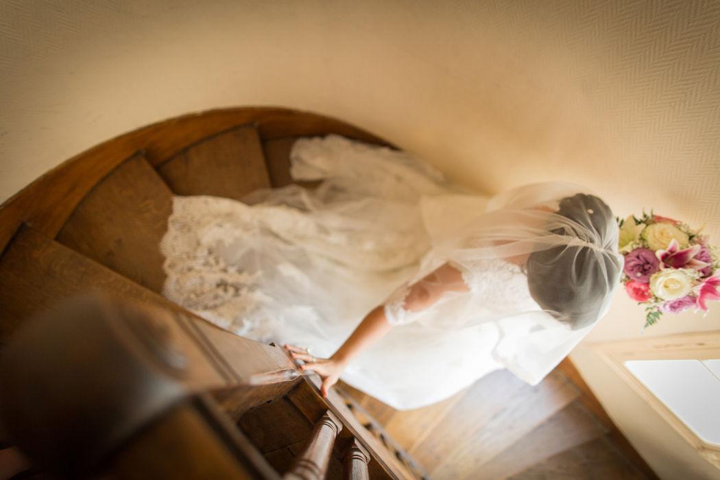 Départ de la mariée