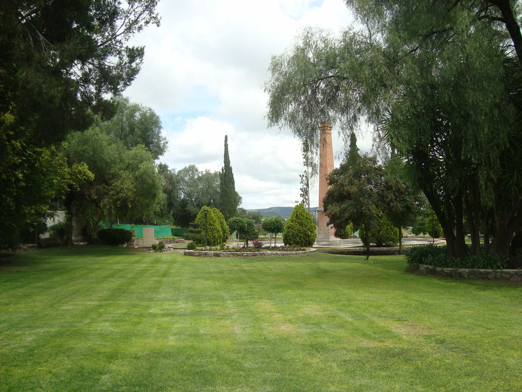 Jardín Acueducto
