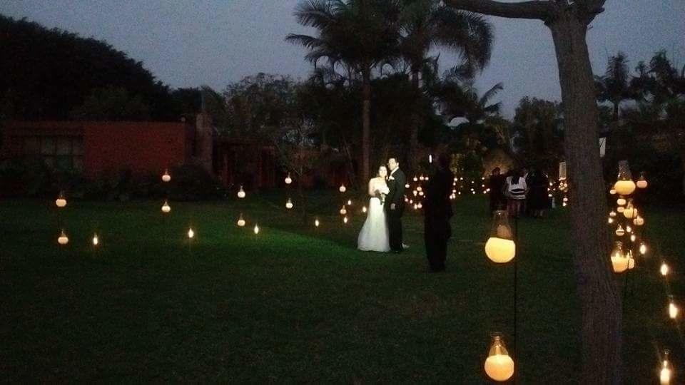 Matrimonio de Clara y Sergio.