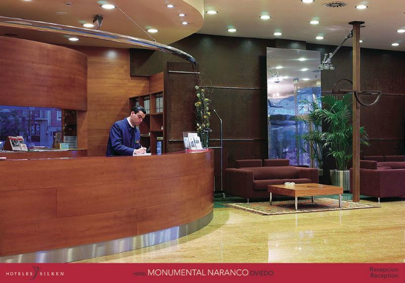 Hotel Silken Monumental Naranco