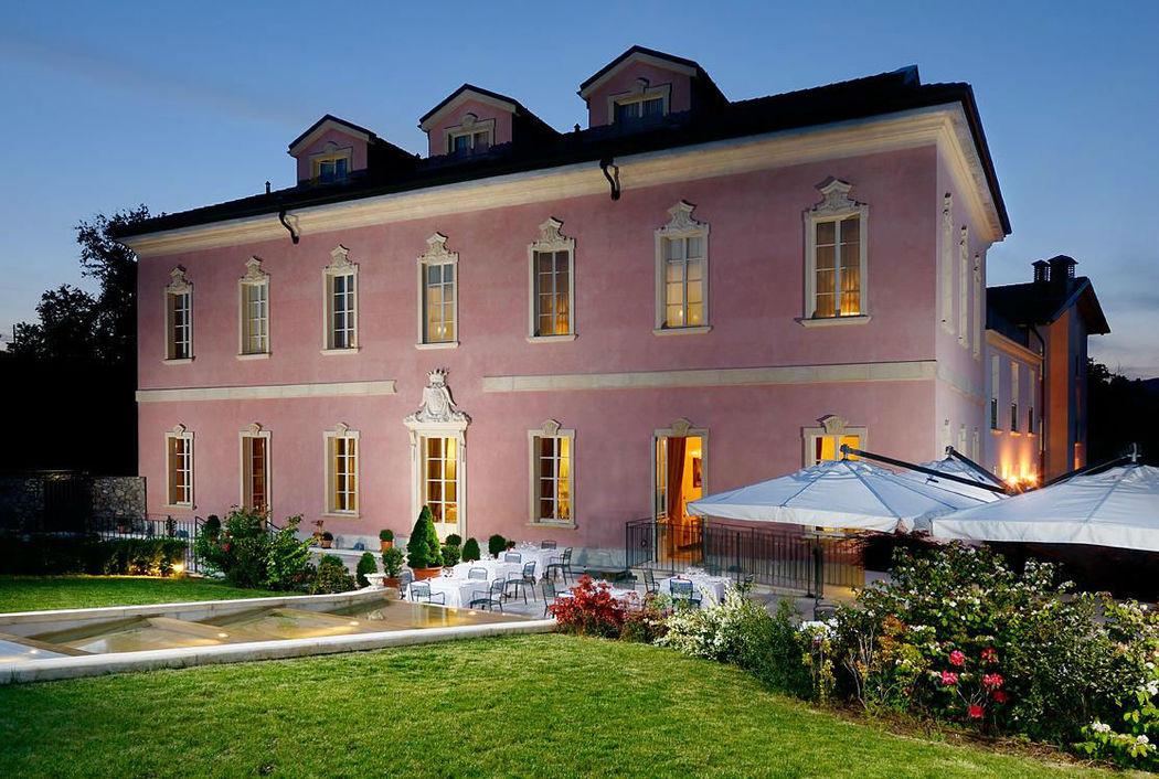 Castello dal pozzo matrimonio - Pilozzo esterno ...