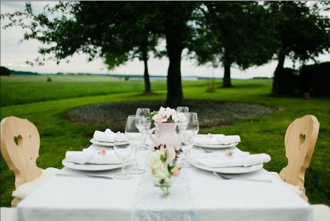 Idyllische Hochzeitslocation Foto: Ailinger Erlebnismühle