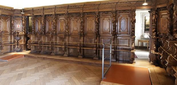 Salle des Chevaliers