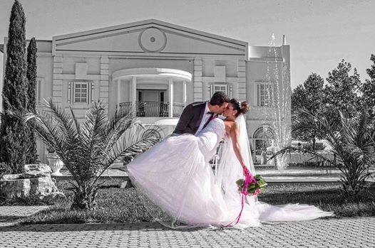 Villa per matrimonio e ricevimento a Gallarate, Villa ReNoir