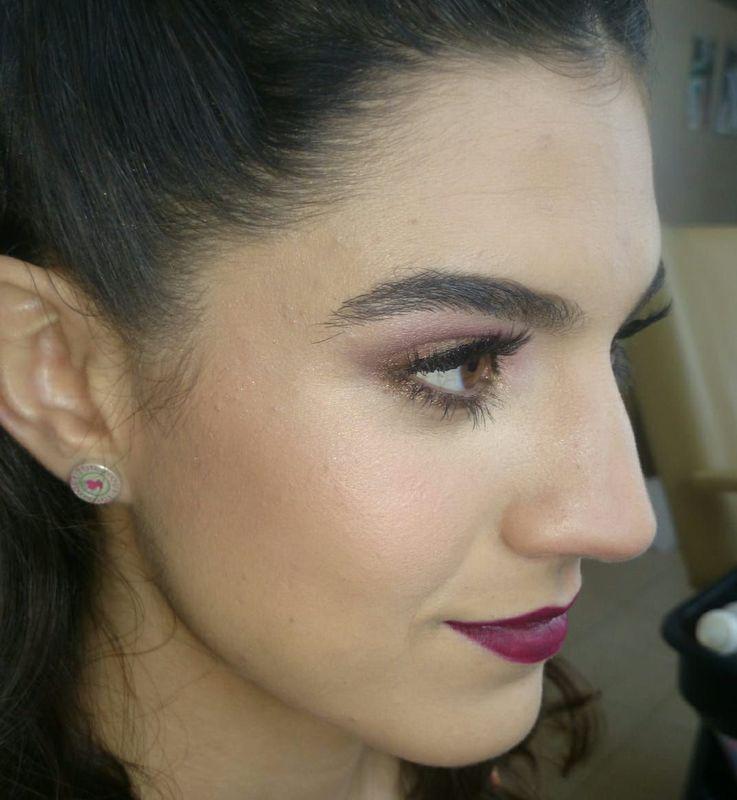 Mimi Canché Makeup artist