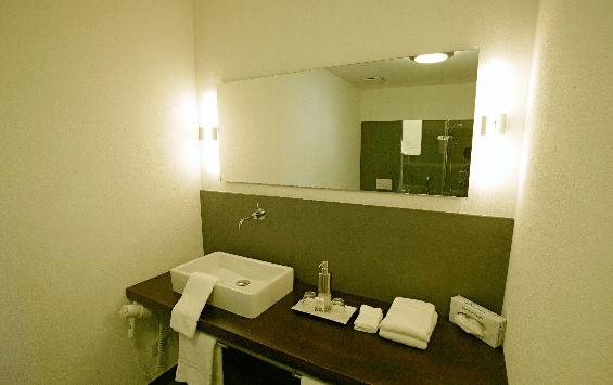 Beispiel: Badezimmer, Foto: Hirzinger.