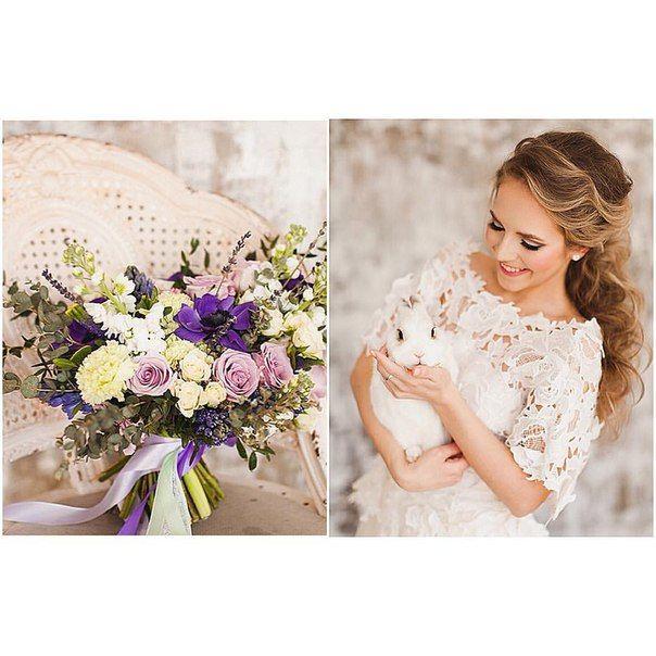 Wedding dress: Alisa Neoronova
