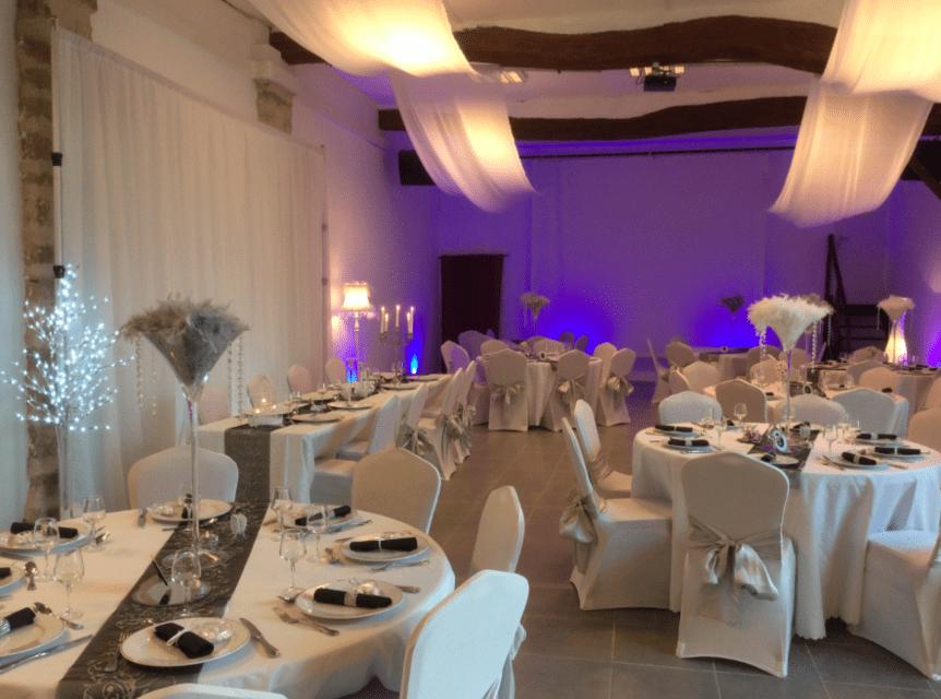 Salle de réception Caprices de Barbey