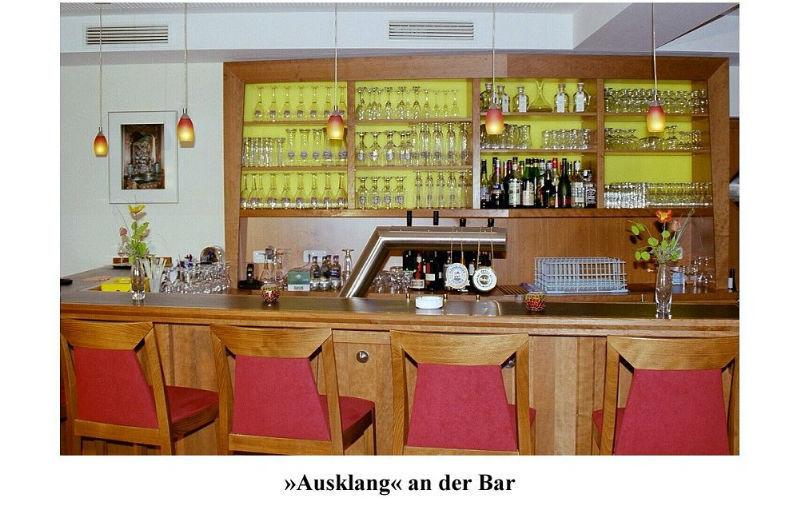 Beispiel: Theke, Foto: AKZENT Landhaus Schellhorn.