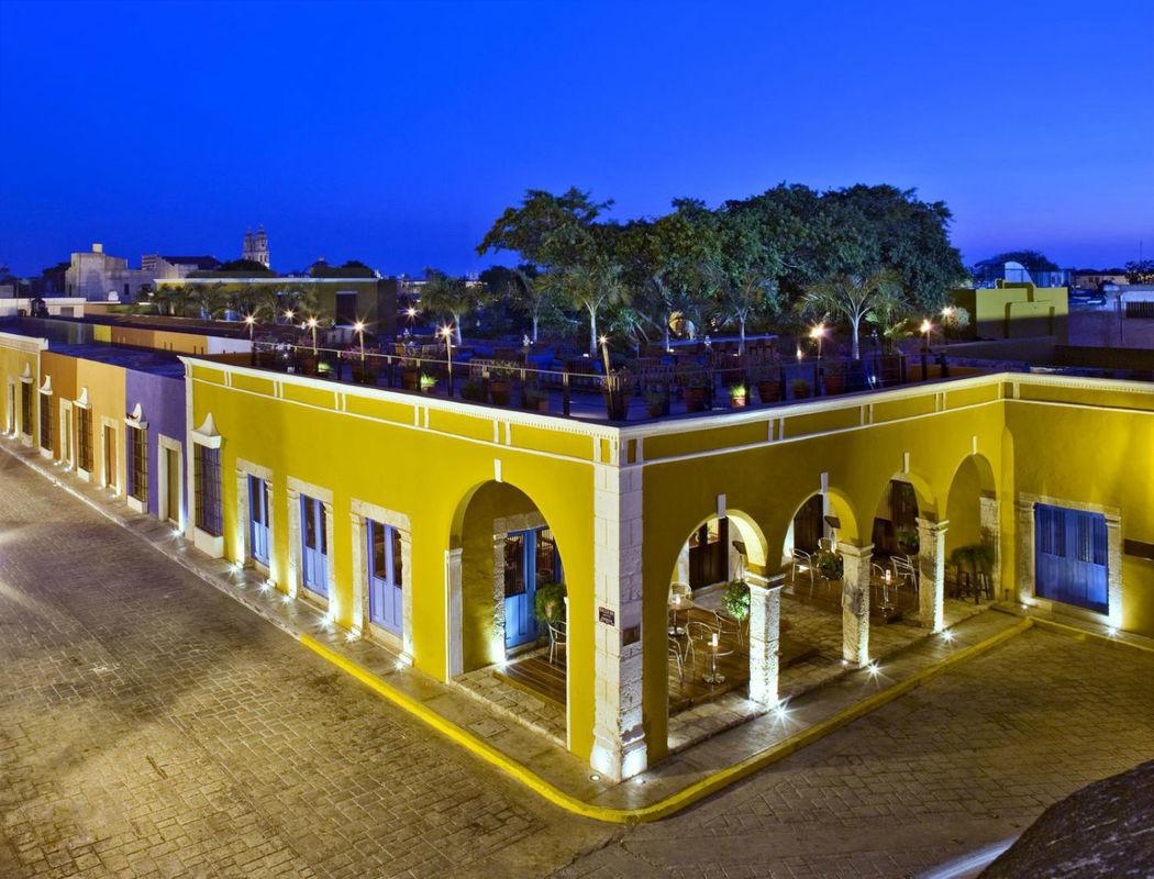 Hacienda Puerta Campeche, hotel para celebrar tu boda en Campeche