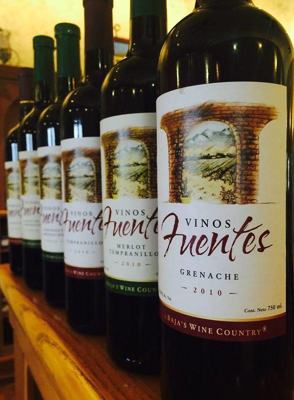 Vinos Fuentes