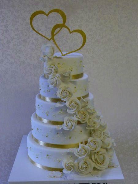 Ihre Hochzeitstorte, Foto: Brugger's My Wedding Cake.