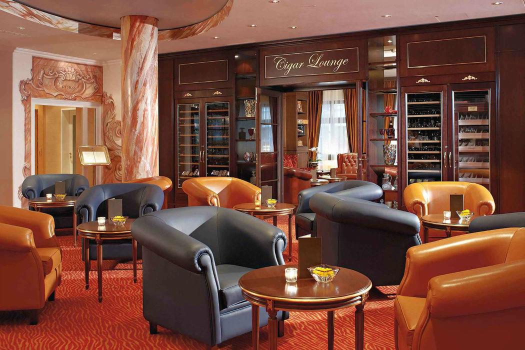 Beispiel: Cigar-Lounge, Foto: Bülow Palais.