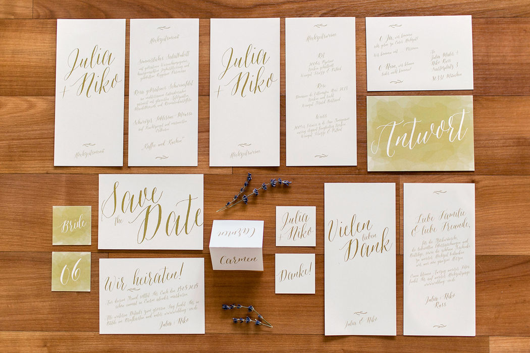 WeddingEve by Hüfner Design