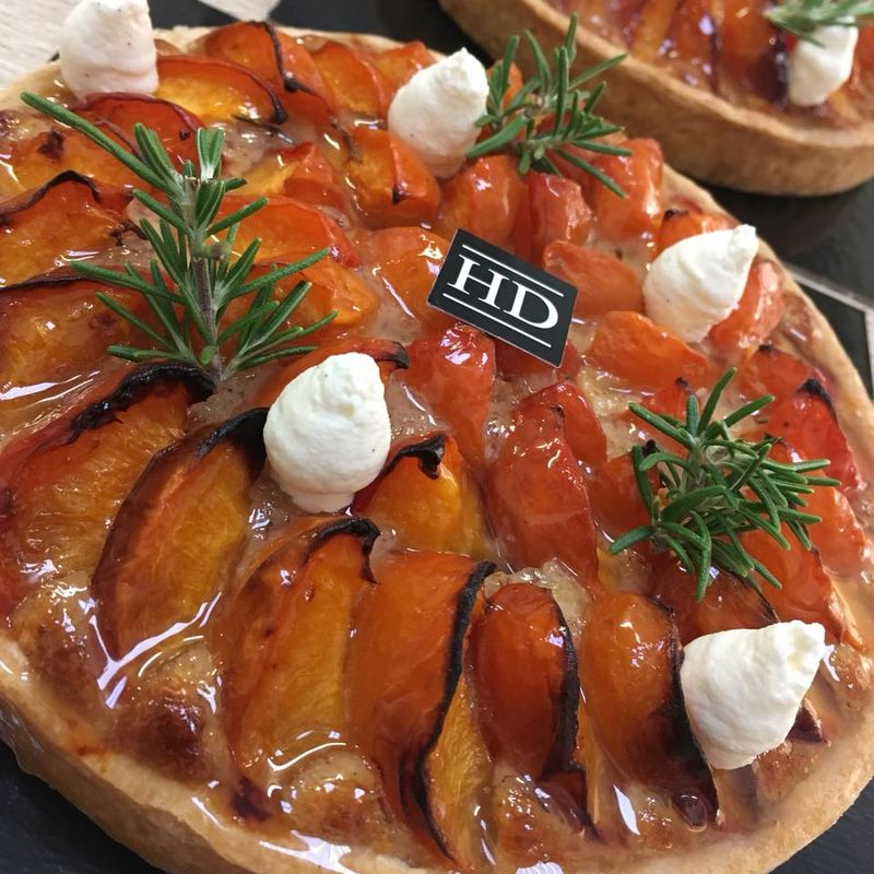 Henri Desmoulins Cours & Création de Pâtisserie